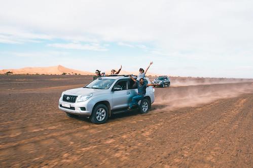Erg Chebbi Desert Merzouga