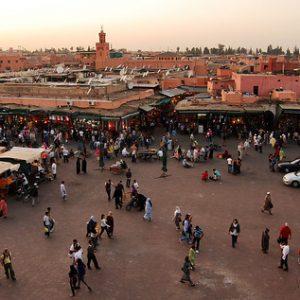 Ruta 4 dias desde Marrakech a Fez