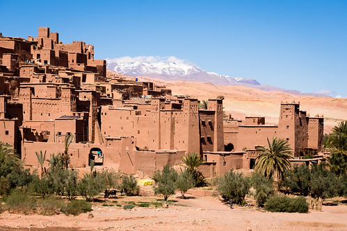 Excursion a Ouarzazate